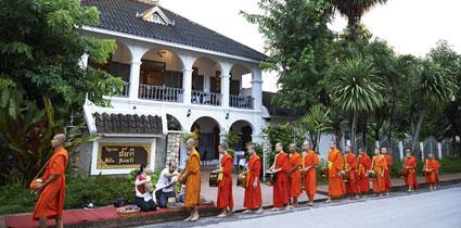 Villa Santi Hotel Laos